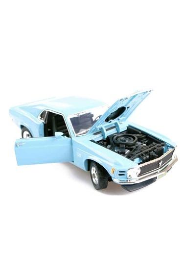 1970 FORD Mustang 429 BOSS 1/18-Motor Max